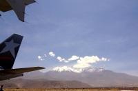 Arrivée à Arequipa