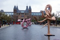 Fontaine du Rijksmuseum