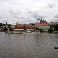 Le long de la Vlatva