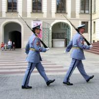 En rang, les Gardes !