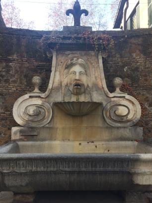 Fontaine de la Via Giulia