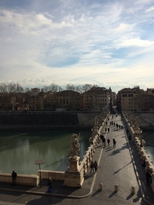 Vue sur le Pont