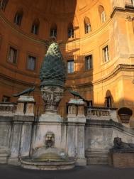 Fontaine du musée