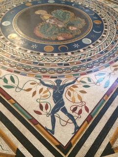 Mosaïque du musée