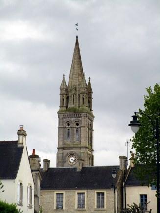 Eglise d'Arromanches