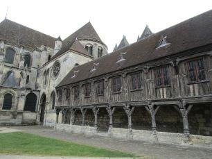 Bibliothèque du Chapitre construite en 1506