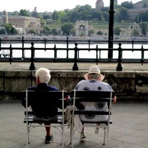Pause détente le long du Danube !