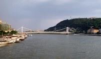 Un des ponts de Budapest