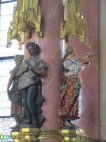 Statues du Parlement