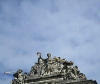 Tête de la Porte de Paris