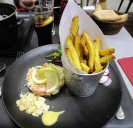 Tartare de dorade et saumon façon ceviche ; un régal de fraîcheur !