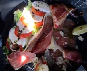 La grande assiette italienne ...
