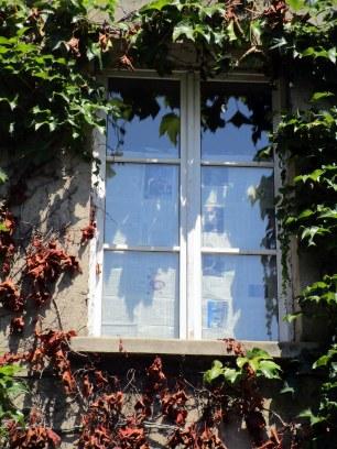 Fenêtre cachée