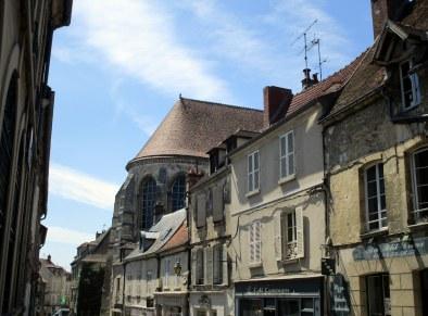 Rue de Senlis