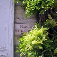 Place Notre Dame à Senlis