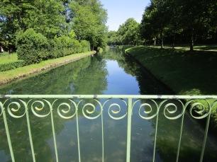 Petit pont du Jardin anglo-chinois
