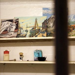 Prisonnier peintre