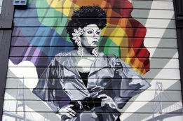 Street art dans Castro