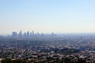 Vue sur LA