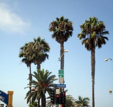 Arrivée à Santa Monica