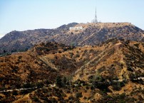 Montagne du Hollywood Sign
