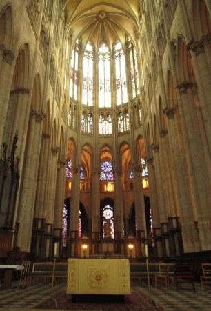 Vitraux de la Cathédrale de Beauvais