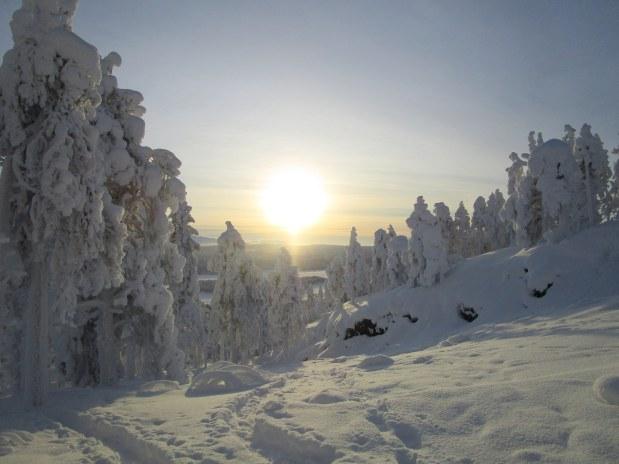 31. Laponie 2018 - Randonnée Jyppyra - EnMaudVoyages