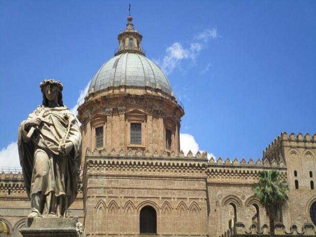 16. Sicile - Palerme - EnMaudVoyages- Cathédrale