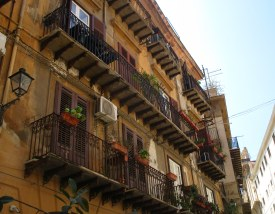 33. Sicile - Palerme - EnMaudVoyages- Façades