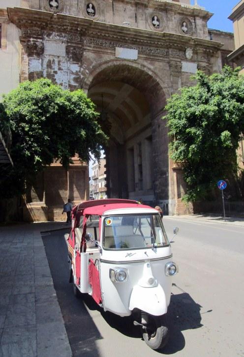 4. Sicile - Palerme -EnMaudVoyages- Porta Nuova