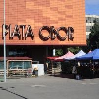 Marché Piata Obor