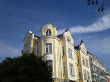 Centre-ville de Ruse