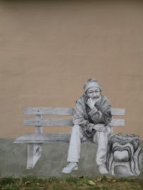 Street art à Ruse