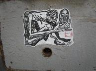 Street art à Lipscani