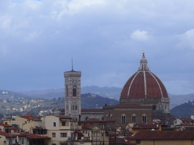 Firenze - Vue depuis Boboli