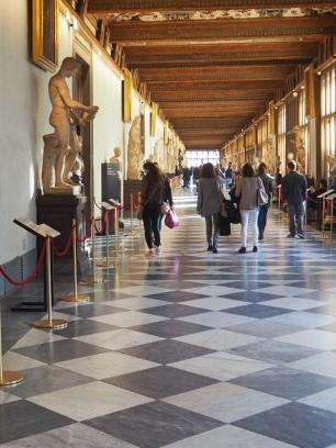Firenze - Uffizi