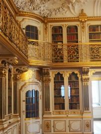 Appartements royaux - Bibliothèque