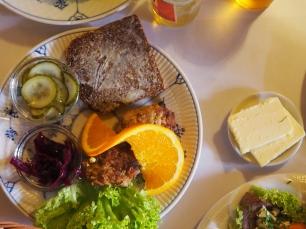 Café Petersborg - Smorrebro