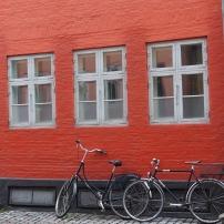 Christianshavn - Façade colorée