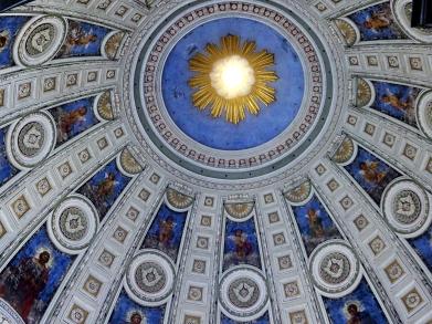 Dome de Copenhague - intérieur