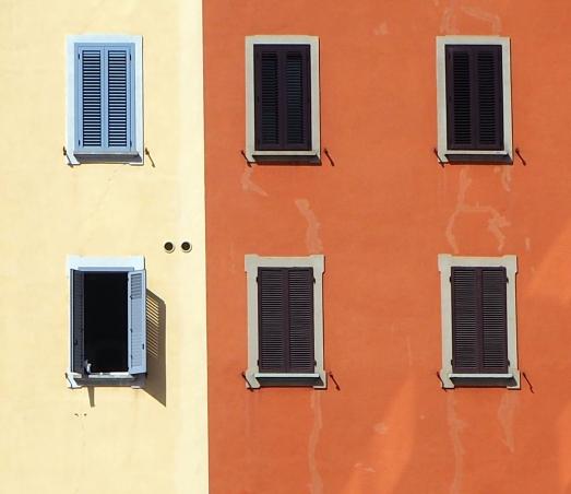 Bologne façades EnMaudVoyages