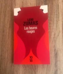 Livre Les Heures rouges