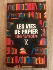 Livre Les vies de papier