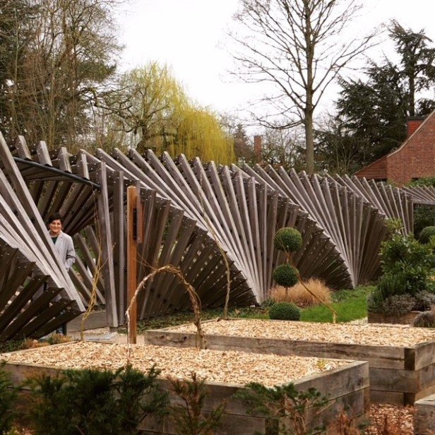 Jardin Mallet Stevens - Croix 1