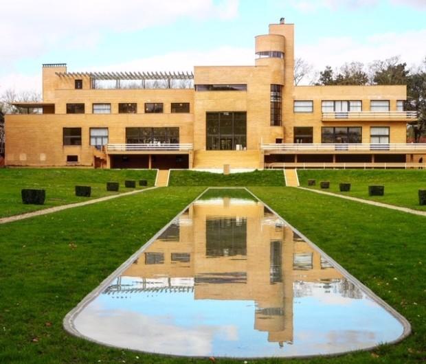 Villa Cavrois - vue extérieur