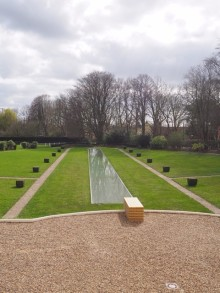 Villa Cavrois - vue sur le parc